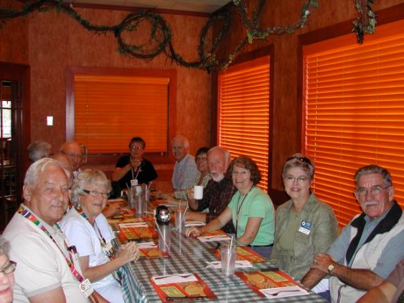 Meet & eat at Fort Sask