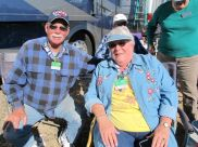 Bruce & Sue, part of the Mesa Rally host team. Happy 49th!