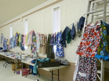 Dresses for Africa project