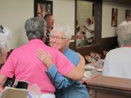 SKP hugs are always good!