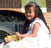 The parade princess