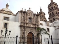A Cathedral in Durango