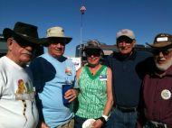 Merle, Larry, Judy, Doug & Don