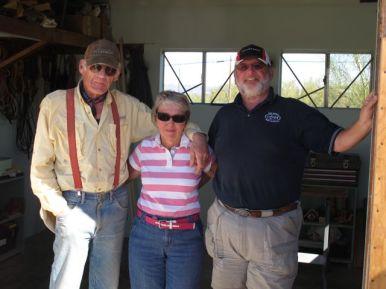 Gerry, Pam & Gary