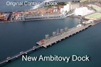 New Ambotovy Dock